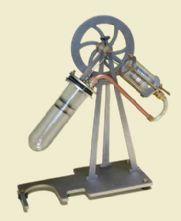 Hielscher Stirling Engine 3 Kit